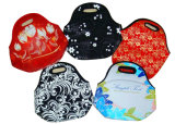 Portable Insulated Lunch Box Neoprene Cooler Bag