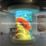 Hot Selling Indoor Flexible Advertising LED Video Display Screen