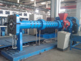 Pin-Barrel Cold Feed Rubber Extruder Machine
