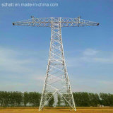 800 Kv DC Steel Power Transmission Tower