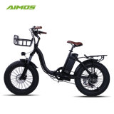 "Ce 20"" Folding Fat Tire Electric Bicycle"