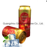 500ml OEM Malt Beer with Original Gravity 12p and Alcohole 5%