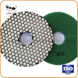 7 Inch Diamond Polishing Pads for Stones Marble Granite