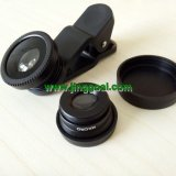 Universal Clip for Phone 3 In1 Fish Eye Lens
