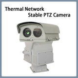 CCTV Dual Spectrum Thermal Imaging Network PTZ Waterproof Security Camera