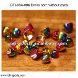 Brass Cornhead Fly Fishing Tying Beads 08A-006