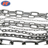 Chinese Stainless Steel Link Lifting Chain DIN763 with ISO Certification for Rigging Hardware