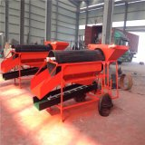 Mini Mobile Placer Gold Mining Equipment with Patents