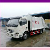 4X2 Dongfeng Brand New Garbage Compact Truck for Sale