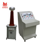 Test Transformer 100kv AC DC Hipot Tester for Cable Withstand Voltage Testing