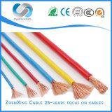 4mm Solid PVC Jacket Stranded Electric Copper Electrical Wire