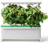 Big Smart Hydroponic Integrated Planter with LED Seeding Lamp