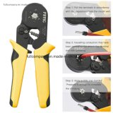 Mini-Type Self-Adjustable Crimping Plier Vsc 8 6-4c for Kind of Ferrule Terminal