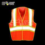 Hi Viz PPE Reflective Safety Vest Customized Uniform Work Wear Waistcoat
