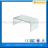 7mm Fireproof Tempered U Profile Glass