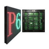 SMD2727 Nationstar Outdoor P6 Full Color High Quality LED Display Module