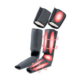 Chinese Best Price Electric Deep Kneading Infrared Shiatsu Air Pressure Air Compression Electric Foot Massager OEM