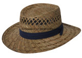 Classical Style Men Straw Hats for Outdoor (CPHC8009X)