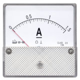 80 Moving Coil Instrument DC Ammeter