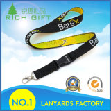 Custom Fashion Screen Printing Polyester Cord/Neck/Mobile Phone/Satin/Reflective/Cotton/Bottle Holder Lanyard Strap