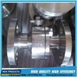 API Stainless Steel CF8 /CF8m / CF3m Flanged Ball Valve