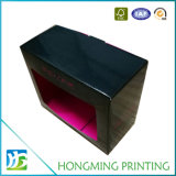 China Manufacturer Clear Window Cardboard Hat Packaging Box