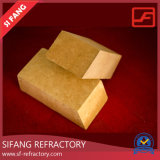 Anti Stripping High Alumina Refractory Bricks Fire Brick Refractory Material