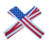 Unisex Compression Arm Sleeve UV Protection USA Flag Digital Camo Arm Sleeve