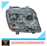 Truck Parts Auman H3 Etx Headlamp of Self-Dumping Truck