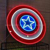 Ce and RoHS Approved Outdoor LED Neon Light for Shop/Park/ Street