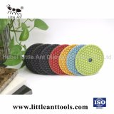 100mm 4 Inch Good Quality Diamond Polishing Pad