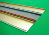 Chinese Supplier Powder Coat Fireproof Aluminum Interior Design Material