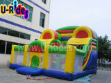 Wholesale Inflatable Combo Obstacle Inflatable Playground With Slide For kids