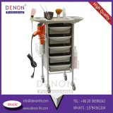 Five Layers ABS Material Hair Trolley DN. A182