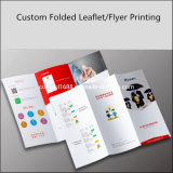 Custom Flyer Print Brochure Customized Printing Catalogue Instruction Manual Packaging Printing Services