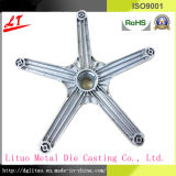 Aluminum Die-Casting Mold for Office Chair Base/Chair Base/Furniture Metal Part