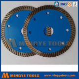 Super Thin Diamond Saw Blades with Flange 125mm
