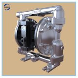 "1"" Large Flow Stainless Steel Air Operated Double Diaphragm Pump"
