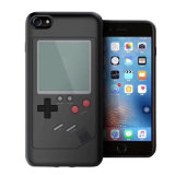 Wholesale TPU Creative Gameboy Tetris Phone Case Cover for iPhone