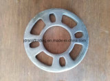 Ringlock Scaffold System Lock Pin, Ring Lock Scaffolding Accessories Parts Rosette Ledger Head