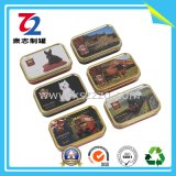 Mini Size Tin Toys for Mint Candy Contaier