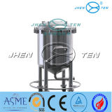 Stainless Steel Mobile Water Oil Storage Tank