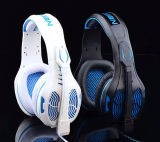 Deluxe Headphone with LED Light for PC/PS4