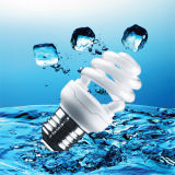 15W T2 Half Spiral Energy Saving CFL Lamp with CE (BNFT2-HS-C)