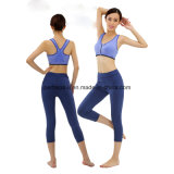 High Quality Comfortable Gym Bra and Fitness Shorts Yoga Suit