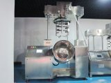Tilting Hydraulic Lift Vacuum Emulsifying Mixer