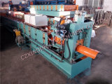 High Speed Roof Making Ridge Cap Roll Forming Machinery