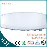 Ce TUV Recessed SMD Aluminum 24 Inches Round LED Panel