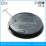 A15 Round 500X30mm FRP GRP Anti Theft Manhole Cover