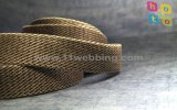 Washed Vintage 100% Cotton Webbing for Belt Bag Clothing and Garment Accessories